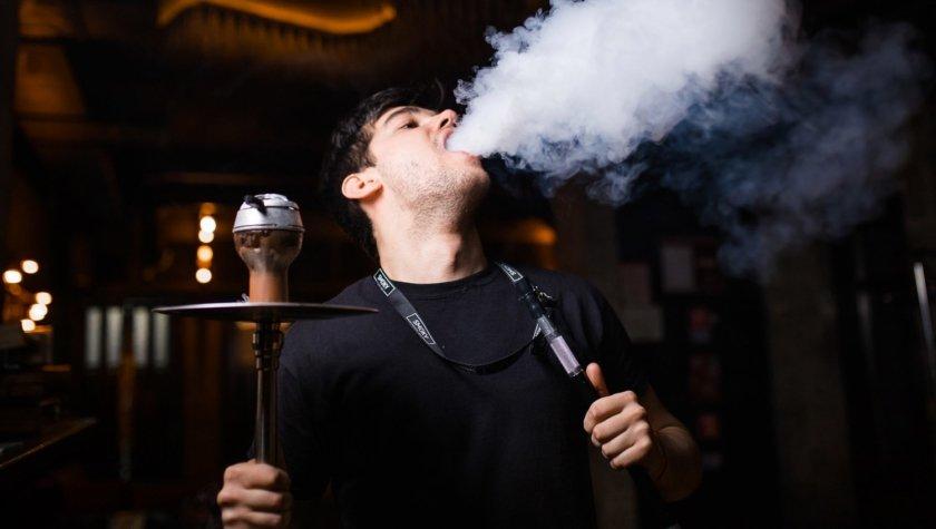 Как сделать густой дым из кальяна 26